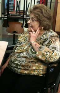 Grandma Dee - June 27, 2010