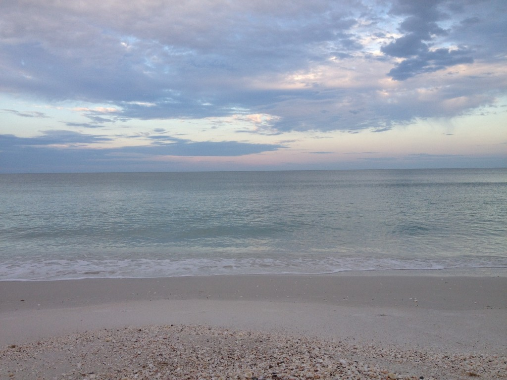 Morning Light on Bonita Beach