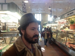 Zakk at the West Side Market