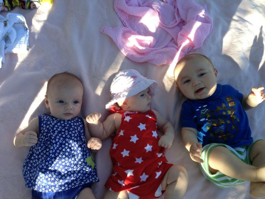 Peri, Colette & Elio