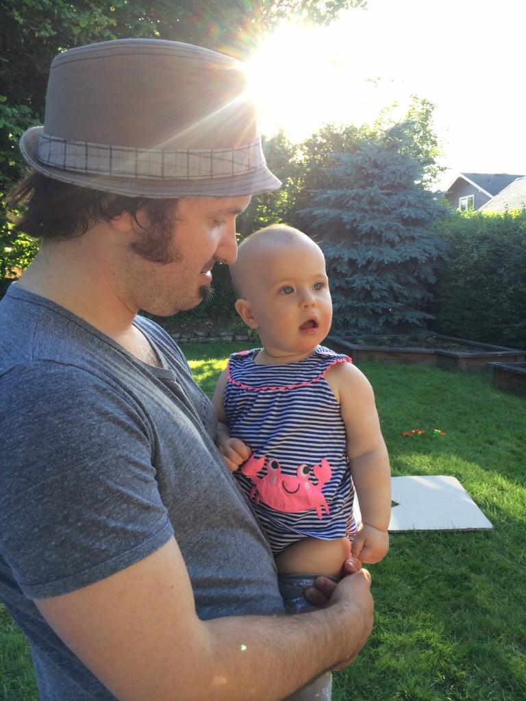 Rocket & Daddy